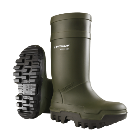 Botas Dunlop Purofort Thermo+ Full Safety