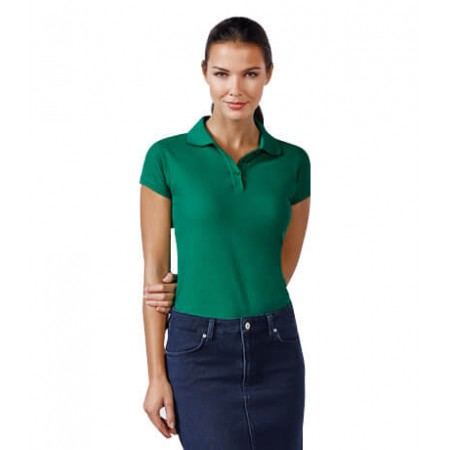 Short Sleeve Polo Starwoman