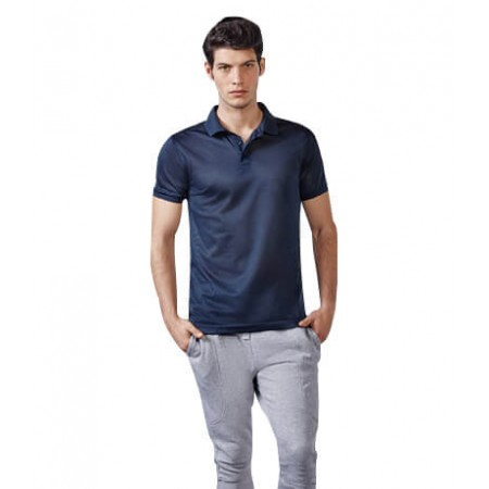 Microperforated Polo Silverstone