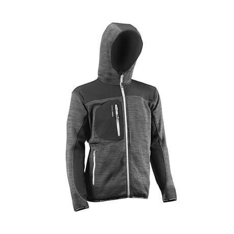 Jacket Karavia with hood