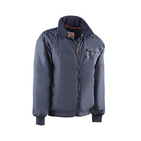 Parkas Sailor navy blue