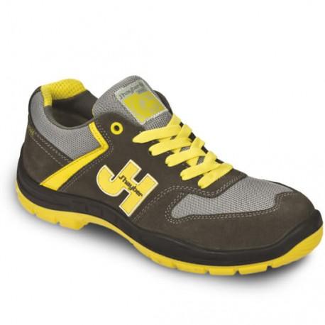 Style Grey/Yellow Shoe