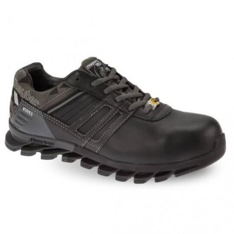 Owens Black Shoe