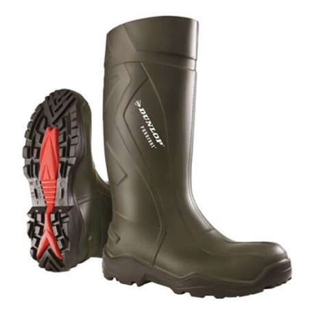 Botas Dunlop Purofort+ Full Safety