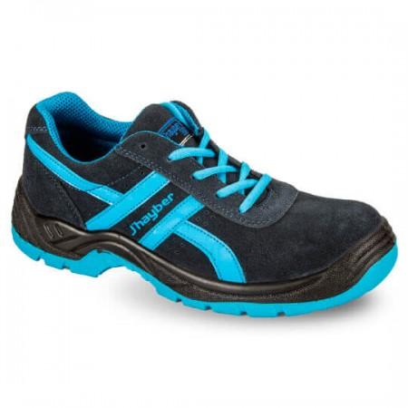 Zapato deportivo de seguridad J'Hayber Indiana Marino