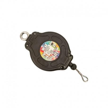 Dispositivo anticaídas retráctil de cable
