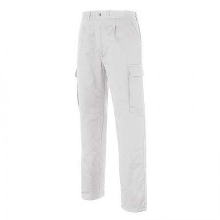 Pantalón Modelo Montador Beige