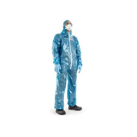 Buzo desechable protección química y biológicos 3,4,5 & 6 (ignífugo)