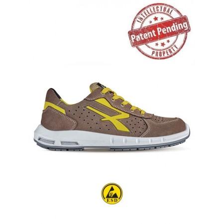 Zapato de Seguridad Dorado Plus