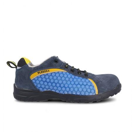 Zapato de seguridad Paredes Azul