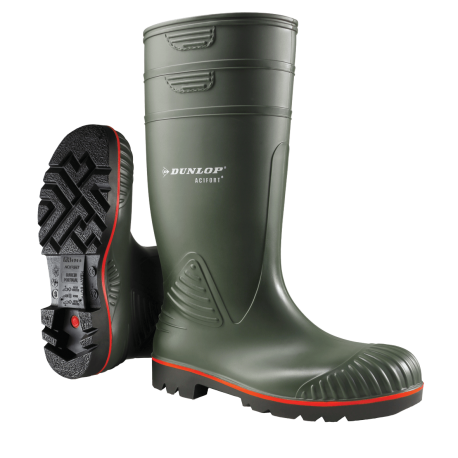 Dunlop Acifort Heavy Duty Full Safety