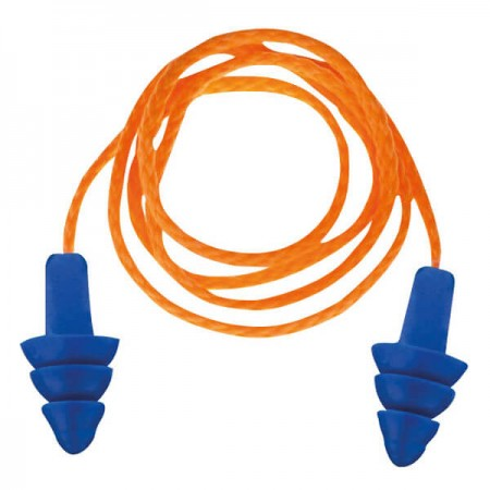 Reusable earplugs