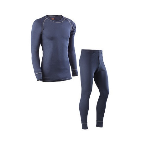 Camiseta y pantalón Underwear azul marino