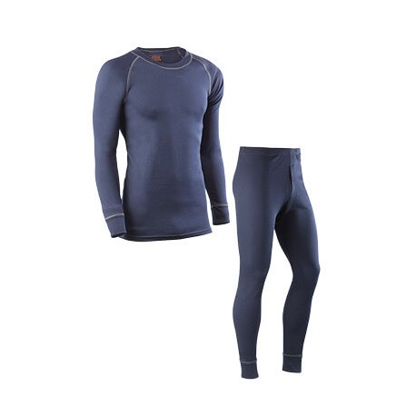 Thermal clothing Underwear navy blue