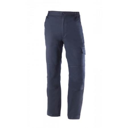 Pantalones Flex azul marino