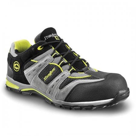 Zapato Eagle Gris/Negro
