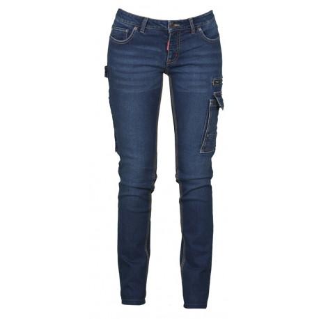 Pantalon Para Mujer West Denim Strech Tocarama S L