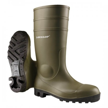 Botas Dunlop Protomastor Full Safety