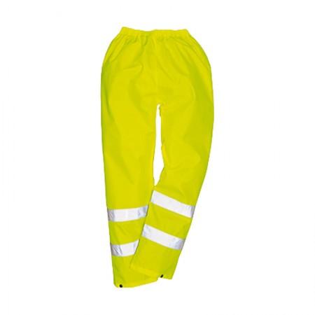 Pantalón de alta visibilidad para lluvia