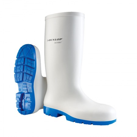 Botas Acifort Classic Plus Safety Blanca