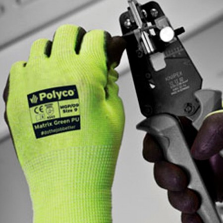 Fire Gloves 204 RPL