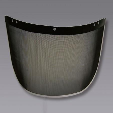 Visor de malla metálica para casco JSP