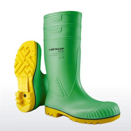 Botas de agua Dunlop Acifort Hazguard