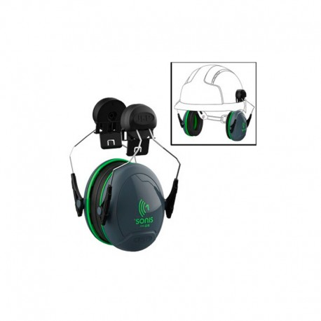 Protector auditivo para casco JSP